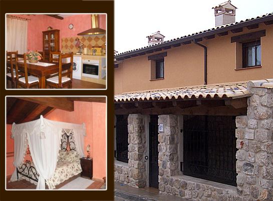 Apartamentos Rurales Los Parajes