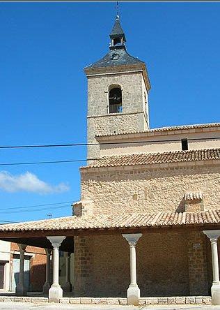 Iglesia de la Asunción, Fuentelencina