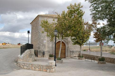 Ermita de la Soleda en Fuentelencina, Guadalajara