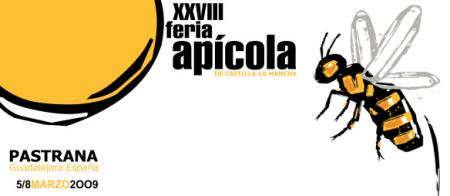 Logo Feria Apícola de Pastrana