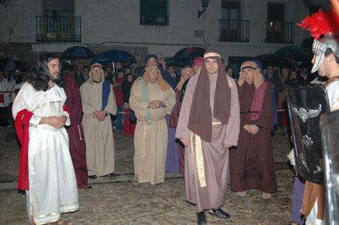 Pasión Viviente en Fuentelencina