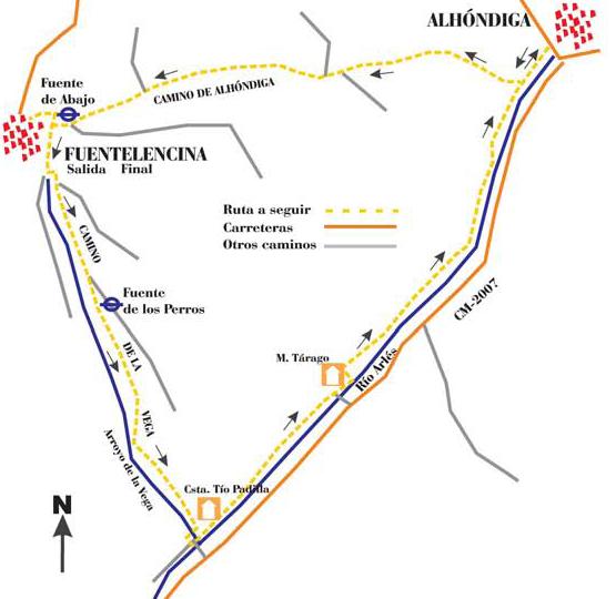 Ruta Camino de la Vega